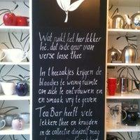 Photo taken at Tea Bar by Magdelijn E. on 12/10/2011