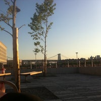 Photo taken at East River Ferry - North Williamsburg Terminal by Kai T. on 7/14/2011