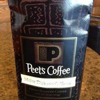Photo taken at Peet's Coffee & Tea by Pattie Z. on 6/10/2012