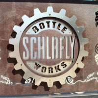 Photo taken at Schlafly Bottleworks by Frank S. on 8/11/2012