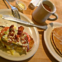 Photo taken at Kerbey Lane Cafe by Willis M. on 6/3/2012