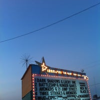 Photo taken at Galaxy Drive In Theatre by Colleen D. on 5/20/2012