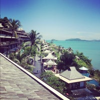 Photo taken at The Westin Siray Bay Resort & Spa by Ovaltine w. on 4/12/2012