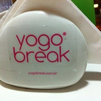Photo taken at Yogo Break by Leonardo D. on 4/28/2012