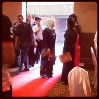 Photo taken at INTEKMA Resort & Convention Centre (IRCC) by MissIzss on 9/4/2012
