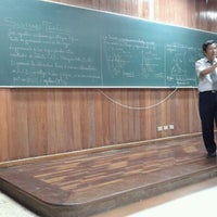 Photo taken at Facultad de Ingeniería y Arquitectura - FIA USMP by jossy q. on 3/26/2012