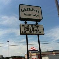 Photo taken at Gateway Travel Plaza by Liz E. on 6/15/2011