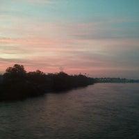Photo taken at Amtrak Northeast Regional by Michelle L. on 10/24/2011