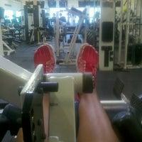 Photo taken at Fit Gym by Sarah B. on 7/9/2012