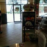 Photo taken at SUBWAY by Amy T. on 9/5/2011