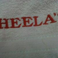 Photo taken at Sheela's Beauty Studio by Shereen L. on 4/9/2011