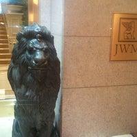 Photo taken at JW Marriott Hotel Miami by Alex P. on 4/9/2011