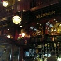 Photo taken at Nine Fine Irishmen by Eric P. on 11/9/2011