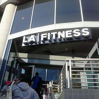 Photo taken at LA Fitness by Marce P. on 3/1/2012