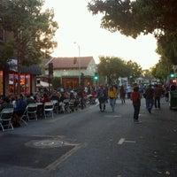 Photo taken at San Luis Obispo Farmers' Market by Logan E. on 7/13/2012
