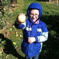 Photo taken at Klackle's Orchard by Jeff K. on 10/15/2011