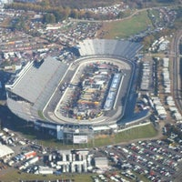 Photo taken at Martinsville Speedway by Andrew M. on 10/30/2011