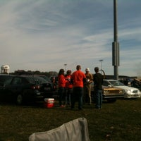 Photo taken at Purdue Tailgating Intermural Fields by Andy V. on 10/22/2011