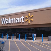Photo taken at Walmart by Jordy K. on 9/1/2011
