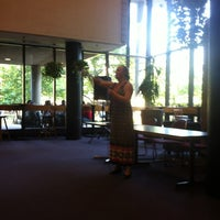 Photo taken at Paul Robeson Campus Center by Steven L. on 6/21/2012