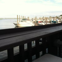 Photo taken at Peter's Clam Bar & Seafood Restaurant by Darrin M. on 7/14/2012