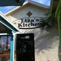 Photo taken at Liza's Kitchen by Bob T. on 12/31/2011