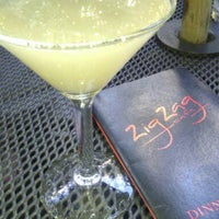 Photo taken at Zig Zag Cafe by Laurentia H. on 8/5/2012