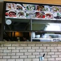 Photo taken at Gyuniku Restaurant by Nisa H. on 4/22/2011