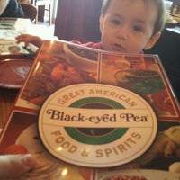 Photo taken at The Black-eyed Pea by Alex D. on 1/8/2012