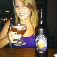 Photo taken at Taps Wine & Beer Eatery by Jason A. on 8/23/2011