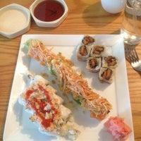 Photo taken at Kenji Hibachi & Sushi Bar by Virginia C. on 10/30/2011