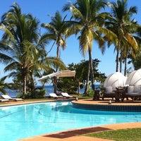 Photo taken at Amarina  Hotel - ORA Resort by Silvia N. on 5/31/2011