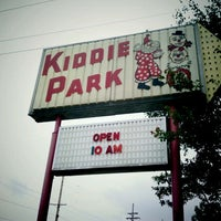 Photo taken at Memphis Kiddie Park by Adam H. on 6/20/2011