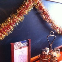 Photo taken at Bella Pizzeria by John F. on 12/17/2011