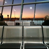 Photo taken at Lille Airport (LIL) by Roger R. on 1/6/2012