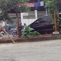 Photo taken at Jalan Pos Pengumben by Tofik H. on 6/8/2012
