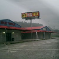 Photo taken at Adult World by Christopher L. on 9/4/2011