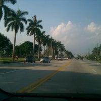 Photo taken at Florida Atlantic University (Davie Campus) by Peter B. on 4/13/2012