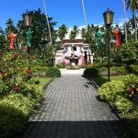 Photo taken at Villa Escudero Plantations And Resort by Karen F. on 1/2/2012