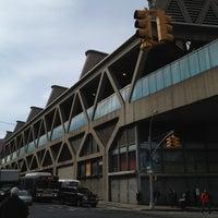 Photo taken at George Washington Bridge Bus Station by Larry on 4/28/2012