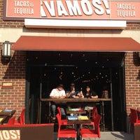 Photo taken at ¡Vamos! by Jasmine L. on 7/14/2012
