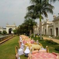 Photo taken at Chowmahala Palace by Fil Z. on 2/11/2012