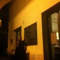 Photo taken at Pigneto Quarantuno by Riccardo M. on 8/27/2011