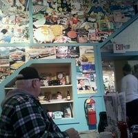 Photo taken at Pamela's P&G Diner by Christopher E. on 2/21/2011