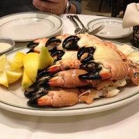 Photo taken at Joe's Seafood Prime Steak & Stone Crab by Kazumasa K. on 4/18/2012