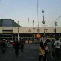 Photo taken at Sala/Gate 1 by Arturo S. on 12/27/2011