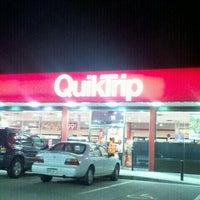 Photo taken at QuikTrip by Barbara G. on 10/28/2011