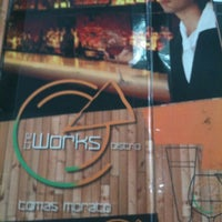 Photo taken at The Works Bistro by Joeanna I. on 6/3/2012