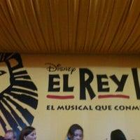 Photo taken at Teatro Lope de Vega by Maje V. on 1/7/2012