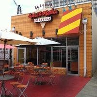 Photo taken at California Tortilla by Josh B. on 7/15/2011